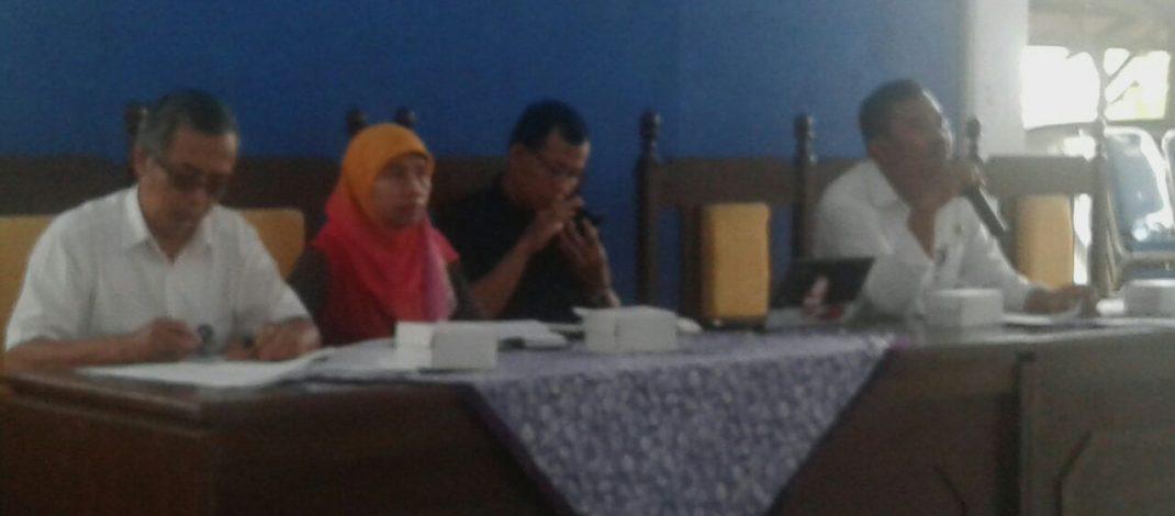 MAD PKP 2016 Kecamatan Ulujami